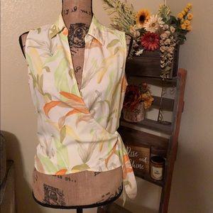 LIZ CLAIBORNE blouse 🌟